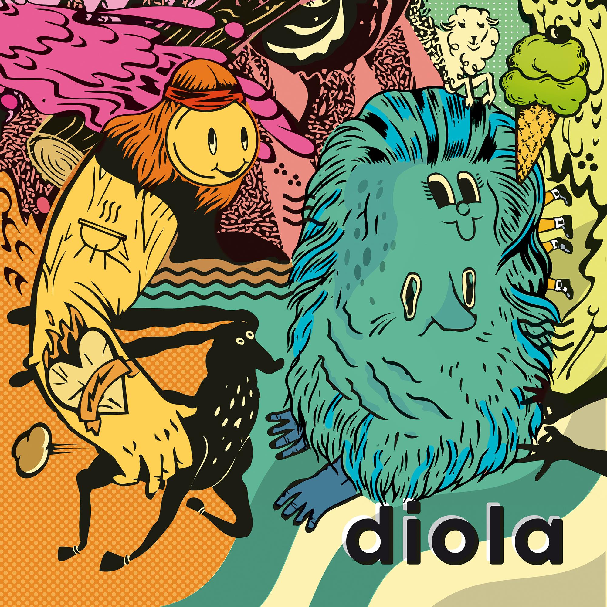 diola