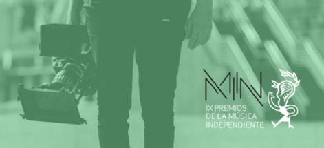 Premios MIN 2017: Candidaturas galegas ao Mellor Videoclip