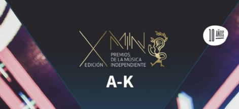 CANDIDATURAS GALEGAS AOS PREMIOS MIN 2018. PARTE I: DA A Á K
