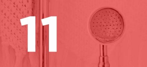 11 cancións para desafinar na ducha
