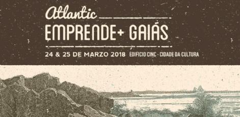 ATLANTIC EMPRENDE + GAIÁS, NOVO ESPAZO DE ENCONTRO PROFESIONAL ARREDOR DA INDUSTRIA MUSICAL