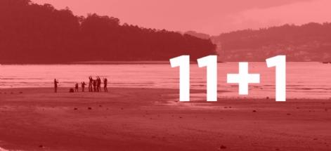 11+1 videoclips para ir de praia en praia: O desafío