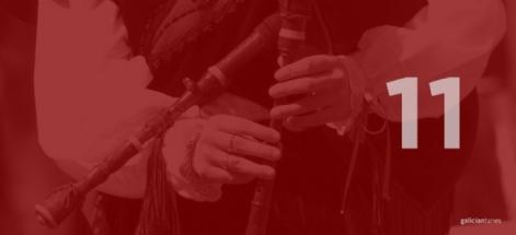 """11 versións da """"Muiñeira de Chantada"""" + Extras"""