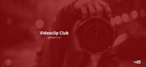 Videoclip Club. Edición de outubro