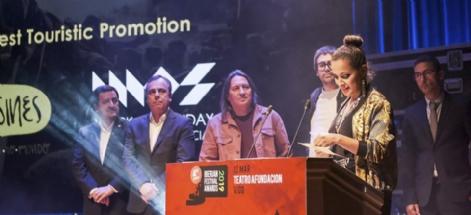 CATRO FESTIVAIS GALEGOS NO PALMARÉS DOS IBERIAN FESTIVAL AWARDS 2019