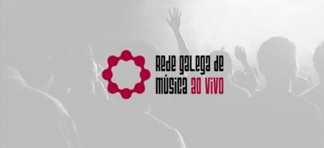 Programación de la Rede Galega de Música ao Vivo. Diciembre 2019